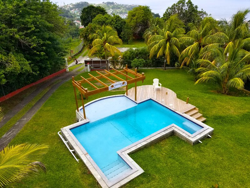 Liberty Villa, vacation rental in Kingstown