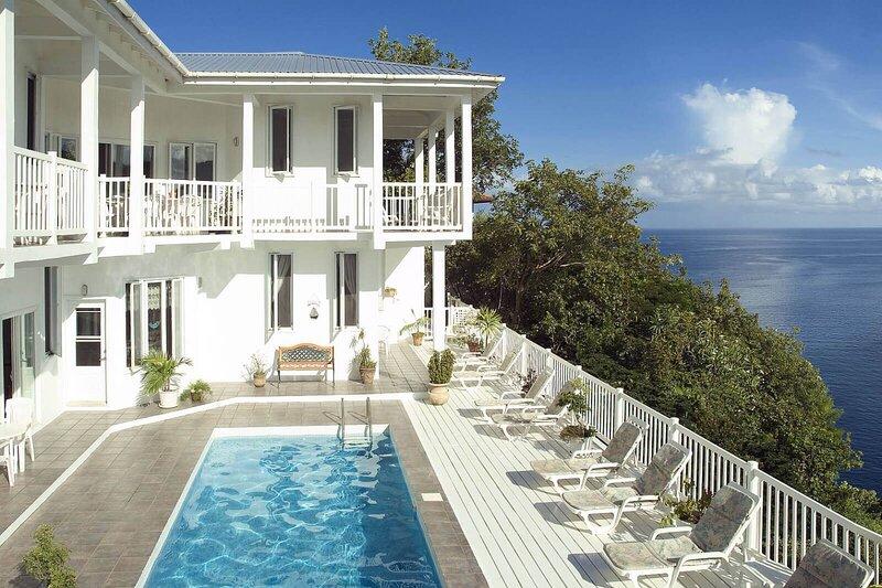 Villa On The Bay, holiday rental in Marigot Bay