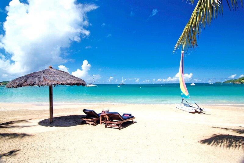 Tamarind Beach Hotel, alquiler de vacaciones en Canouan