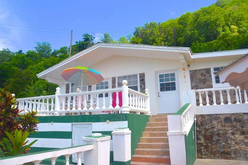 Thelma's Cottage, alquiler de vacaciones en Mustique