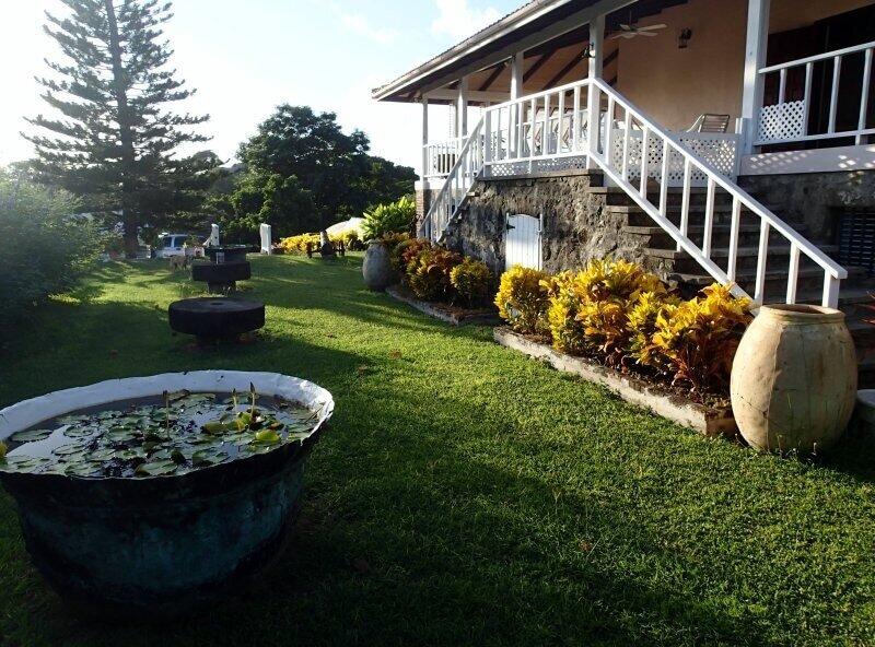 Great House Craigston, holiday rental in Carriacou Island