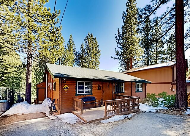 Idyllic Alpine Getaway | Near Beaches, Ski Resorts, Golfing & Entertainment, vacation rental in South Lake Tahoe