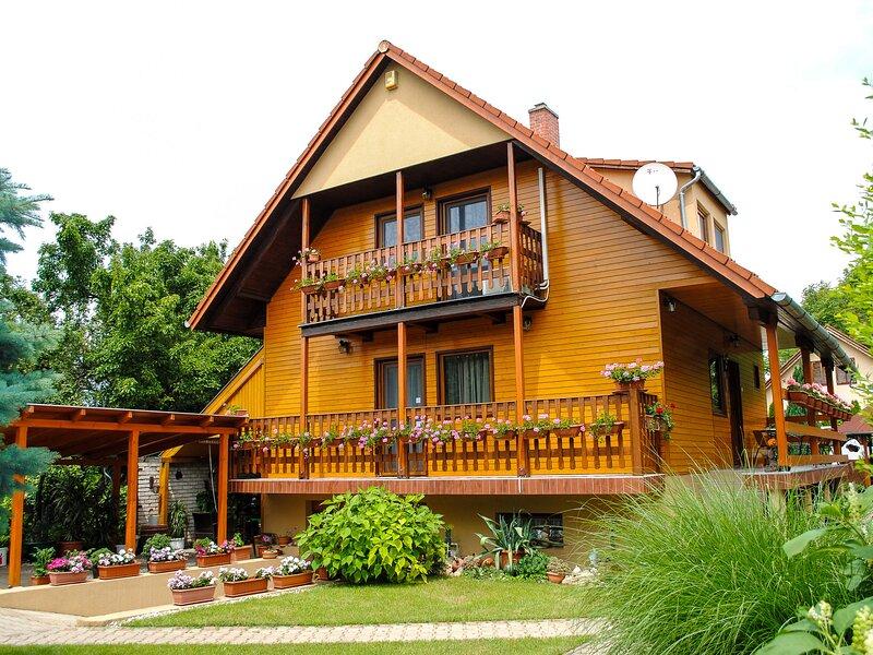 Sio, holiday rental in Sagvar