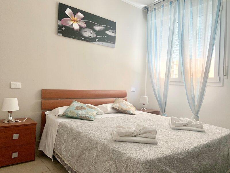 Green Residence per ragazzi giovani a 100m dal mare!, holiday rental in Rimini