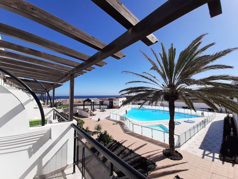Superbe appartement Amaya vue sur piscine, vacation rental in Nuevo Horizonte