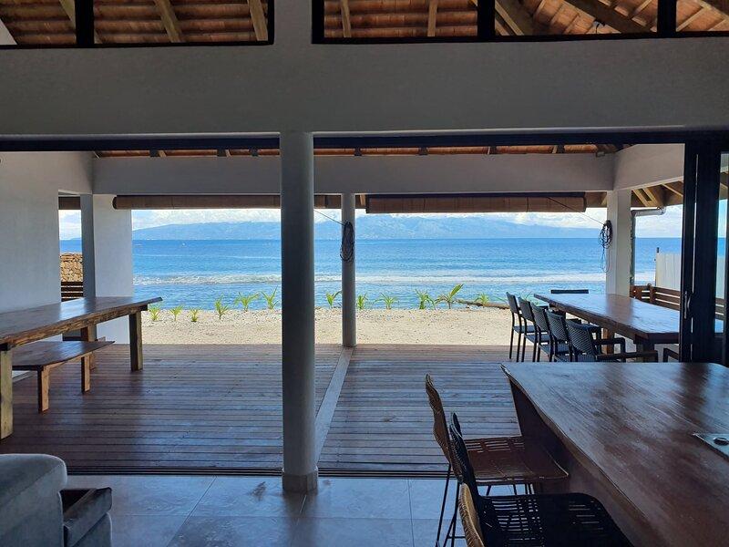 MOOREA LODGE VILLAS BORD DE MER, holiday rental in Moorea