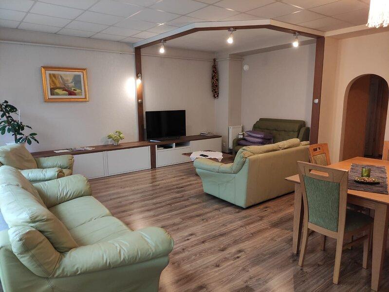 Riga street Apartments 54, vacation rental in Vidzeme Region