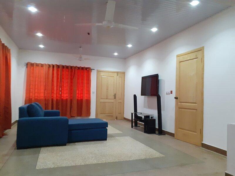 Modern 3 Bedroom Serviced Apart in Kumasi – semesterbostad i Kumasi