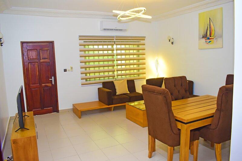 Defeliar appart, holiday rental in Benin