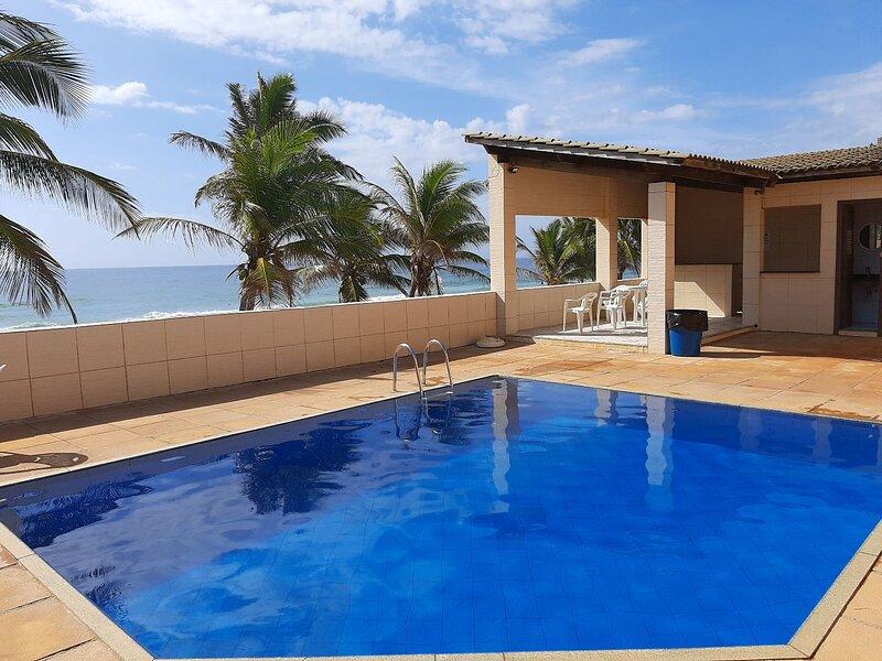 Melhor praia de Salvador, Village na Praia do Flamengo, vacation rental in Jaua