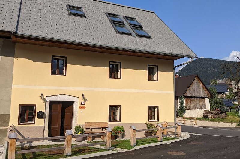 Escape to Bohinj House, holiday rental in Bohinjsko Jezero