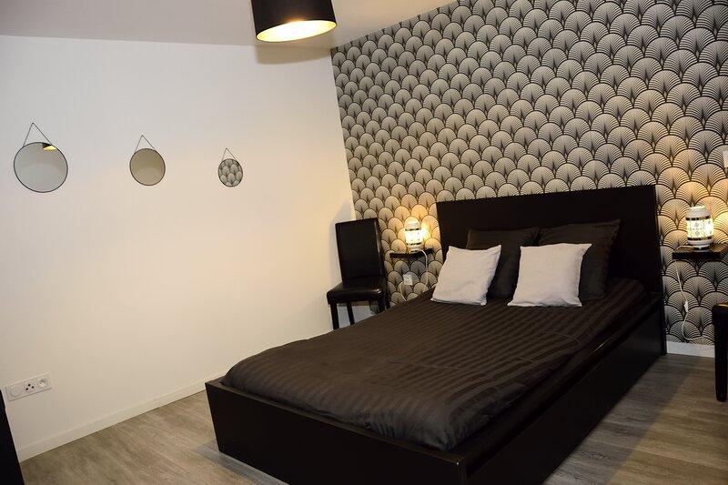 Appartement 01 Déco, aluguéis de temporada em Lannion