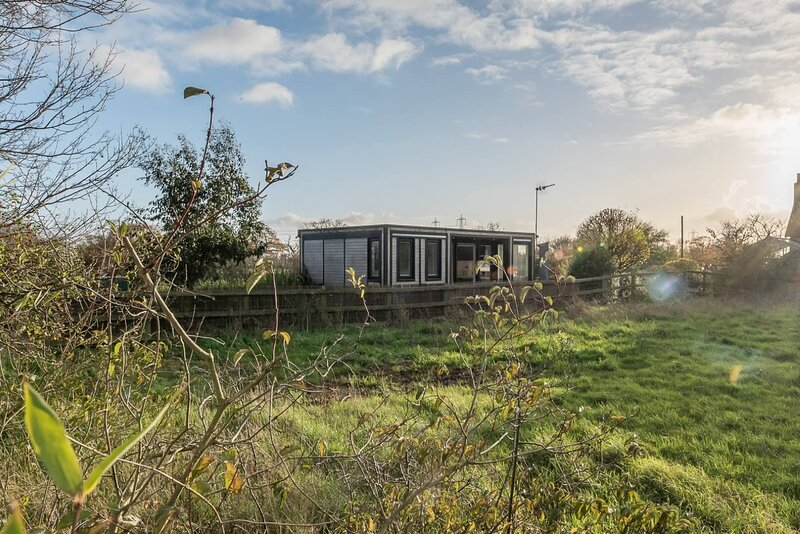 Meadow View, Boulge (Brand New Luxury Pod), holiday rental in Ashbocking