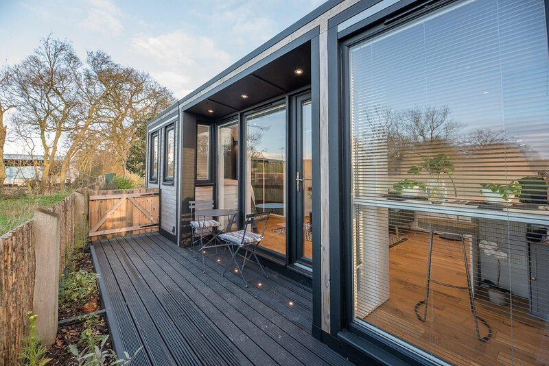 Meadow View, Boulge (Brand New Luxury Pod), location de vacances à Woodbridge