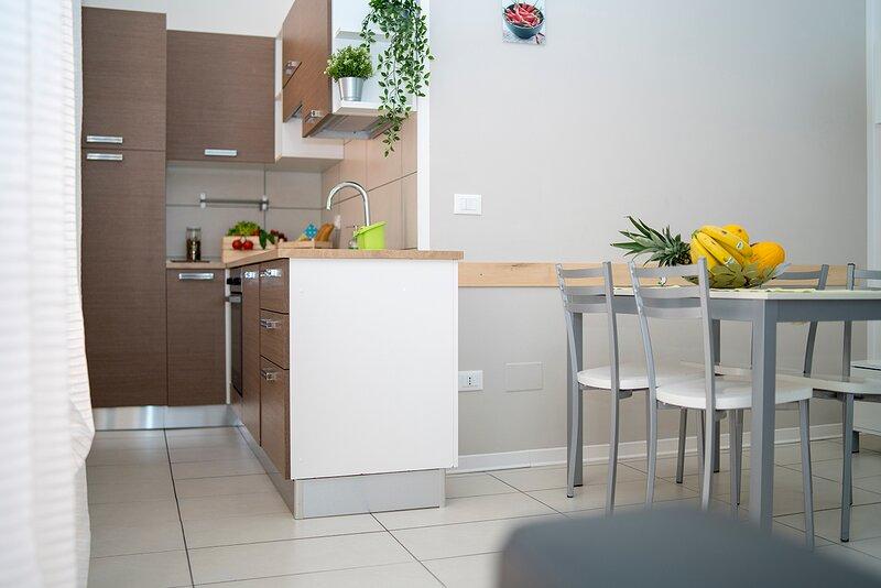 Green Residence appartamento per persone disabili, holiday rental in Province of Rimini