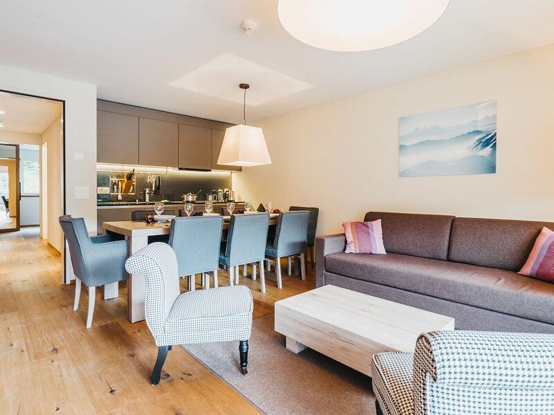 Peaks Place Apartment-Hotel & Spa, aluguéis de temporada em Laax