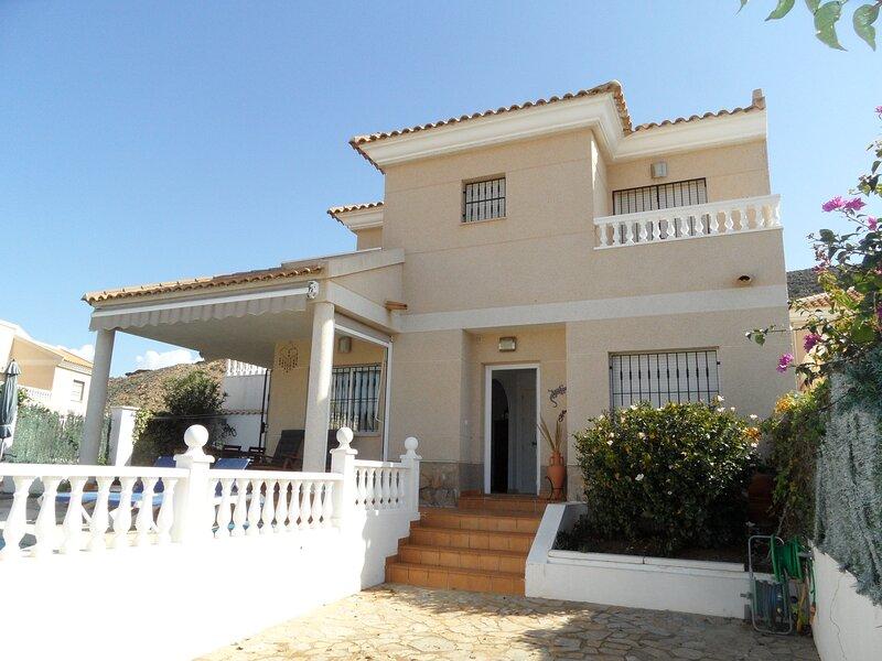 Casa Dreambinos, 3 bedroom Villa with WIFI, Airco and private pool, holiday rental in San Juan de los Terreros