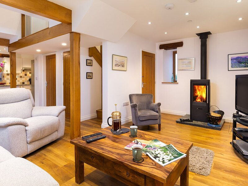 Willow Tree Barn, Brigsteer, holiday rental in Hincaster