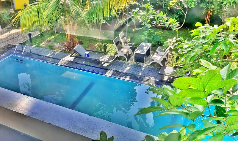 White house villa-Galle, holiday rental in Gintota