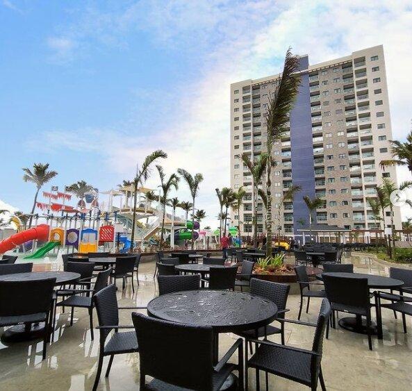 Apto Salinas Exclusive Resort, holiday rental in Salinopolis