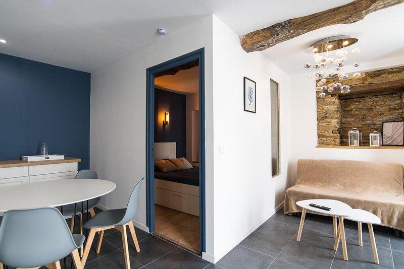 Appartement 03 Thème Marin, aluguéis de temporada em Lannion