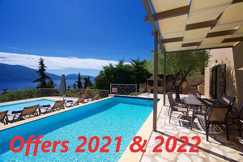 Villa Astra 2 Pools, location de vacances à Platrithias