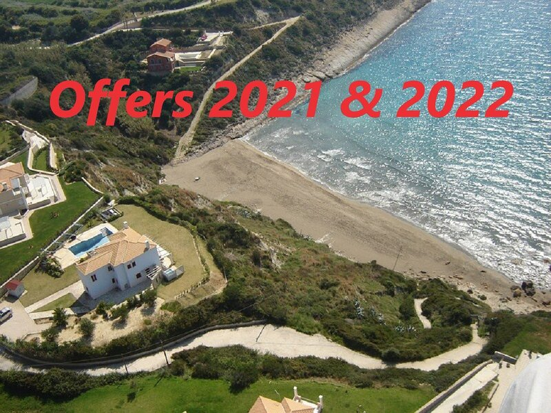 Villa Marina, Beach Front, holiday rental in Argostolion