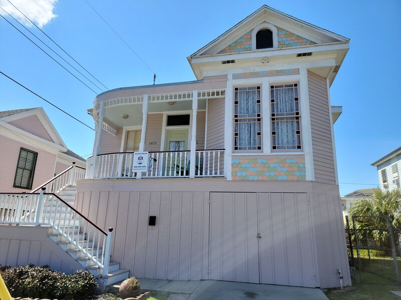 Coral Cottage, location de vacances à Galveston