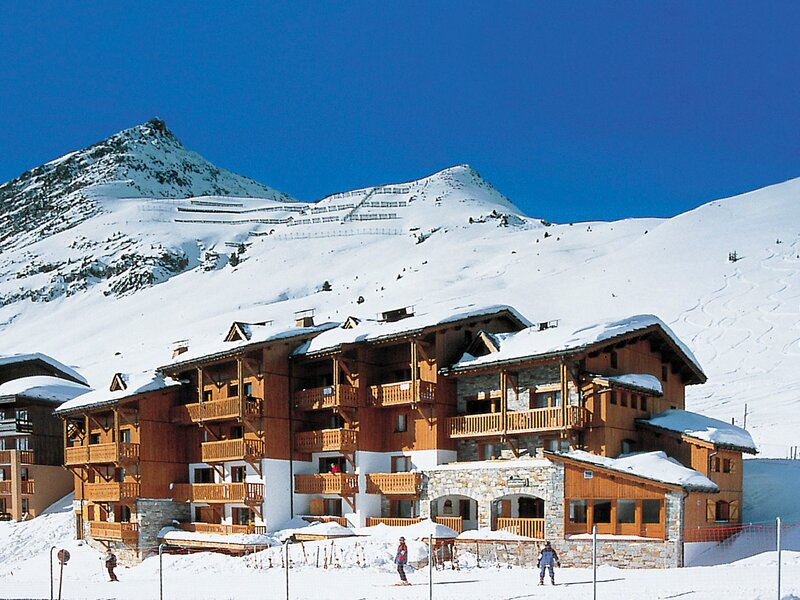 Le Chalet des Cimes (LAP233), vacation rental in Belle Plagne