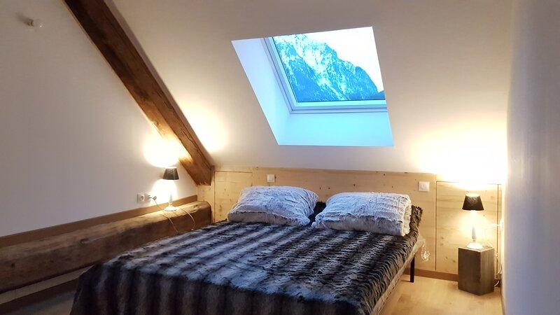 La Grange - Le clos des Chalmettes - Proche Alpe d'Huez, location de vacances à Allemond
