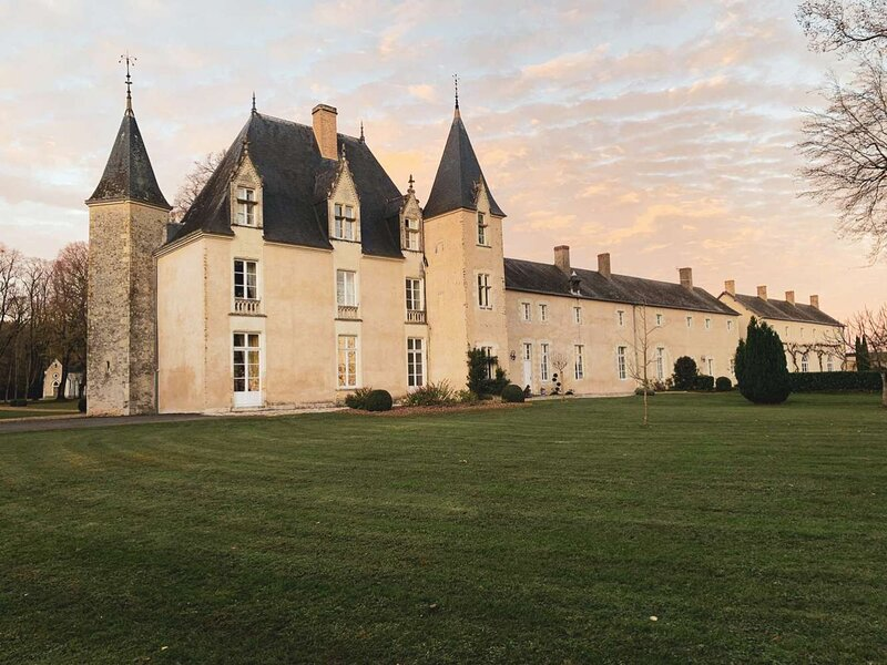 Le Château d'Oyré, holiday rental in Le Lude