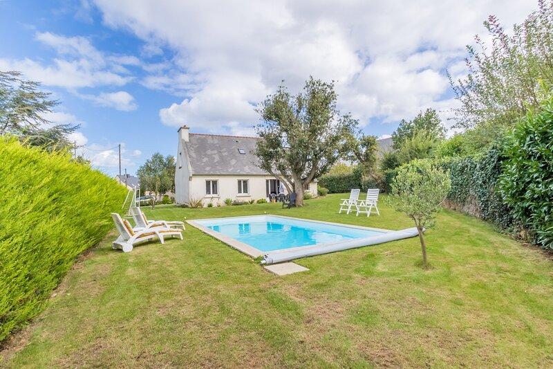 Tasmannia - 3 étoiles avec piscine chauffée - Erquy, aluguéis de temporada em Erquy
