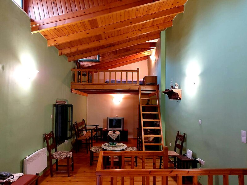Our traditional Cretan Village Rustic Home, holiday rental in Prasies