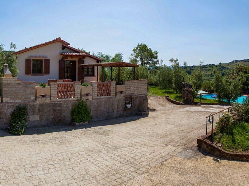 La Villetta, holiday rental in Montescudaio
