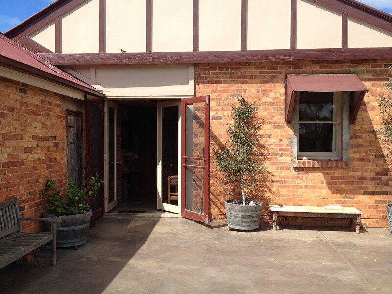 Pierrepoint Chardonnay Suite, Ferienwohnung in Dunkeld