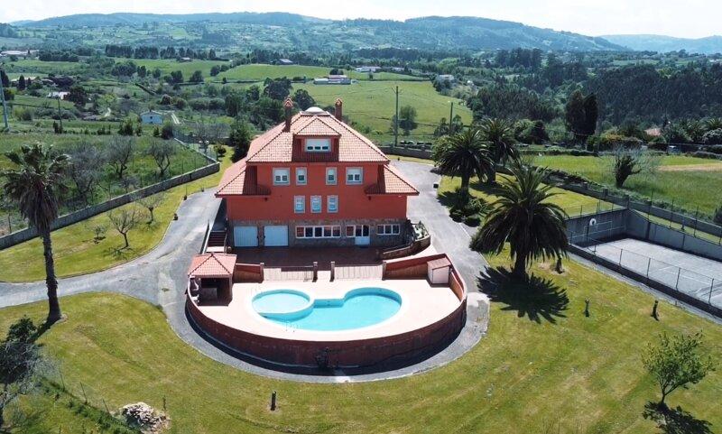 Finca Canal Vivienda Vacacional, holiday rental in Arguero