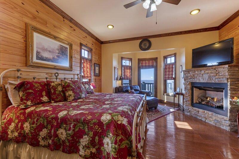 Suite Sweetheart a  Mountain Escape, location de vacances à Rising Fawn