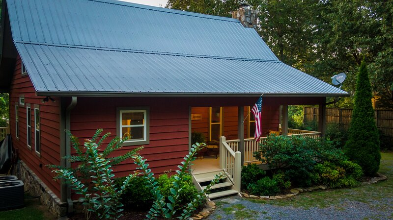 Sunset Hill in Mentone, holiday rental in Valley Head