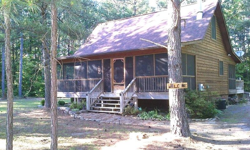 Cedar Cove fishing and outdoor fun, holiday rental in Valley Head