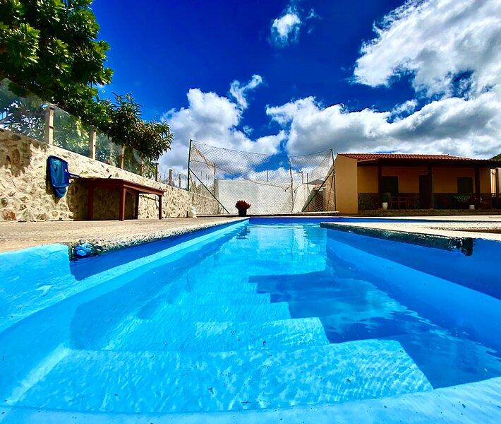 Villa Los Espinos, casa vacanza a La Aldea de San Nicolas de Tolentino