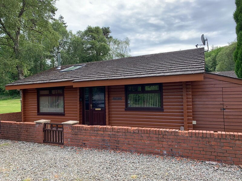 Riverview Cabin, holiday rental in Strathyre