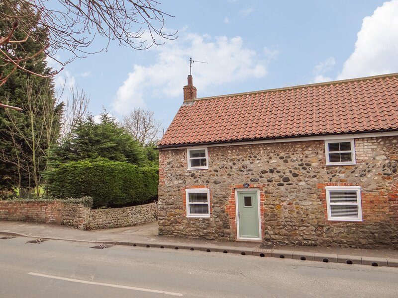 COBBLE COTTAGE, character, open plan living, near Hornsea, ref:944883, holiday rental in Brandesburton