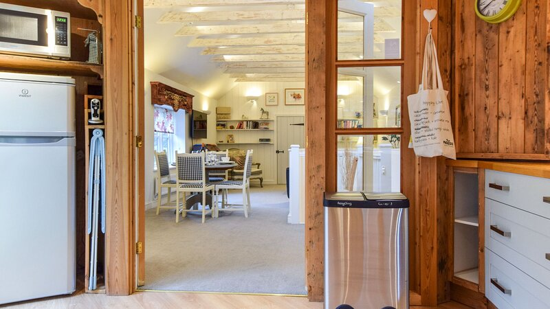 Drying House, Ledbury, Herefordshire - sleeps 4 guests  in 2 bedrooms, vakantiewoning in Dymock