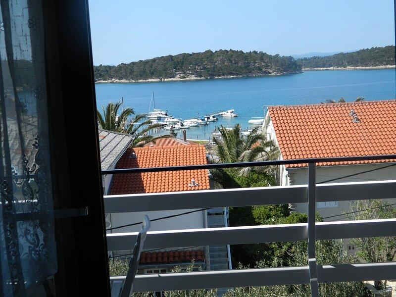 Gold - sea view: A1(2+2) - Palit, location de vacances à Palit