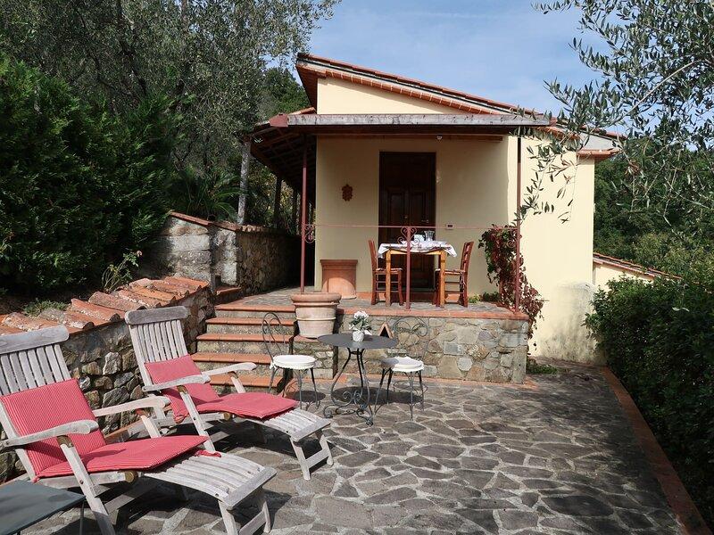 Casa Montalbano (PST181), holiday rental in Momigno