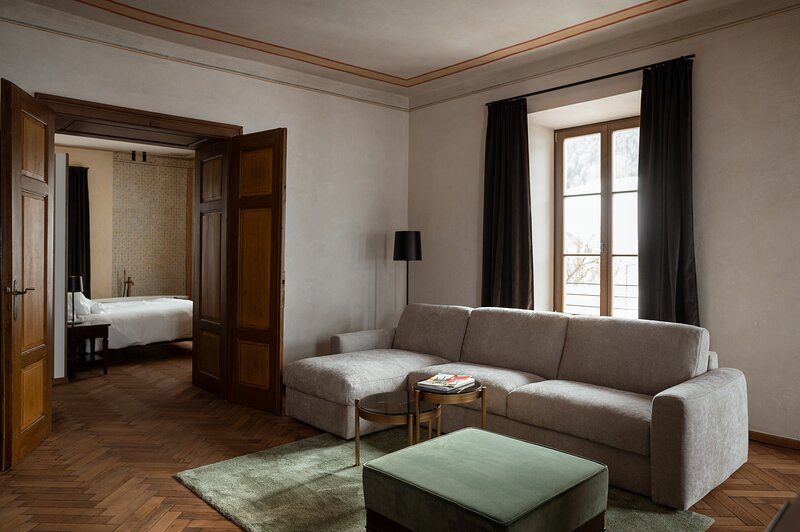 Maurn - Exclusive Historic Suites - Dolomites, holiday rental in Valles