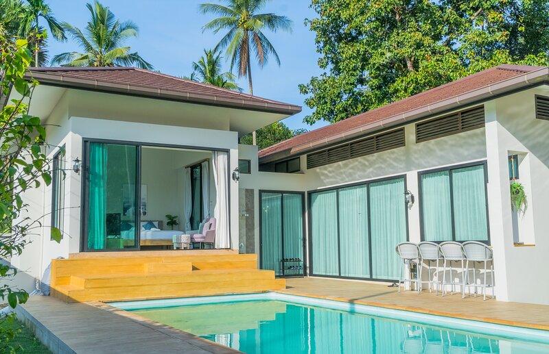 Vivada Pool Villa at Nong Thale, Krabi Thailand, holiday rental in Nong Thale