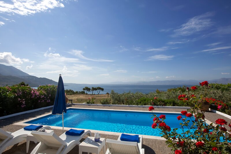 Villa View, vacation rental in Loutraki