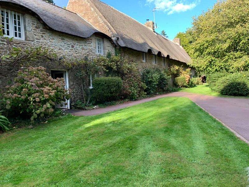 Sioulded : Chaumière de charme, alquiler vacacional en Morbihan