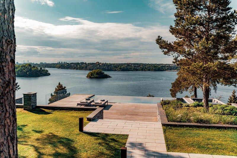 The Hamtons -Archipelago Dream, location de vacances à Nacka